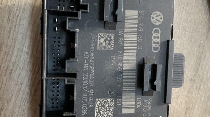Calculator usa dreapta Audi A5 8T cod 8T0959792H