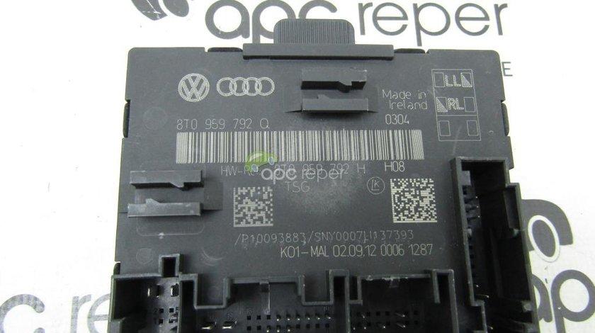 Calculator usa dreapta Audi A5 8T cod 8T0959792Q
