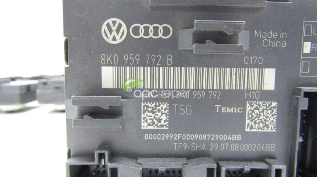 Calculator usa dreapta fata Audi A4 B8 (8K) - Cod: 8K0959792B