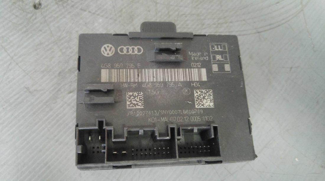 Calculator usa dreapta spate audi a6 4g 4g8959795a