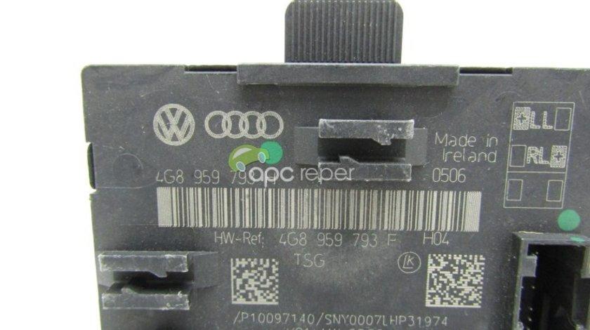 Calculator usa fata stanga Audi A6 (4G) C7/ Allroad / A7 4G - Cod: 4G8959793F / 4G8959793H