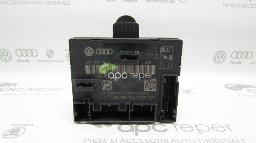 Calculator usa fata stanga Audi A6 C7 4G / A7 4G - Cod: 4G8959793D