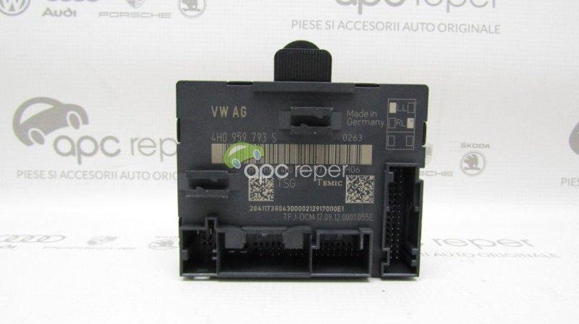 Calculator usa / Modul usa Original Audi A8 4H Cod: 4H0959793S