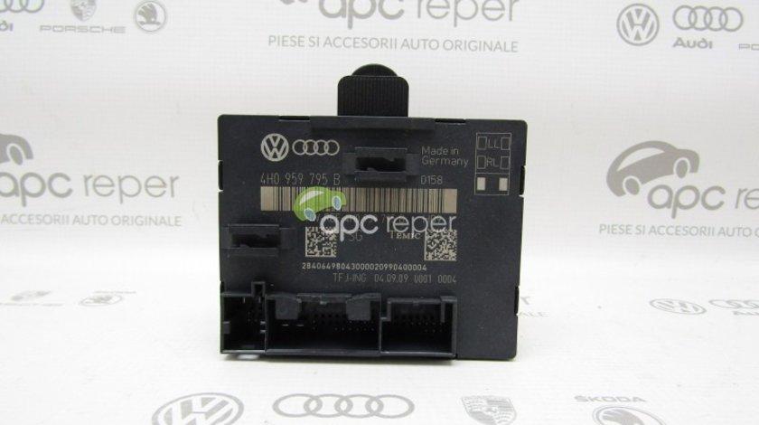 Calculator usa / Modul usa Original Audi A8 4H D4 - Cod: 4H0959795B