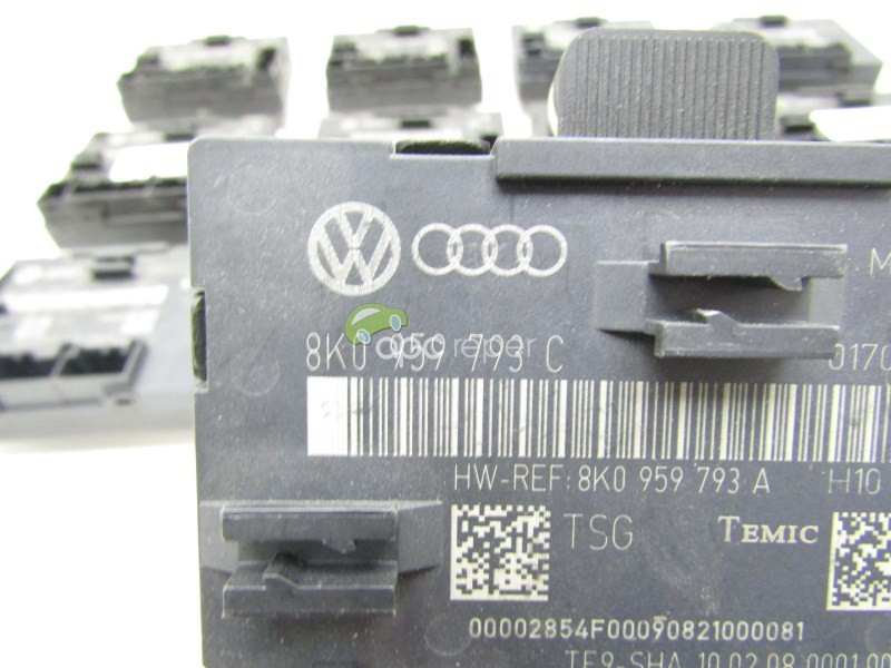 Calculator usa stanga fata Audi A4 B8 8K - Cod: 8K0959793C