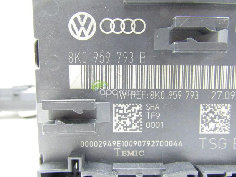 Calculator usa stanga fata Audi A4 B8 8K - Cod: 8K0959793B