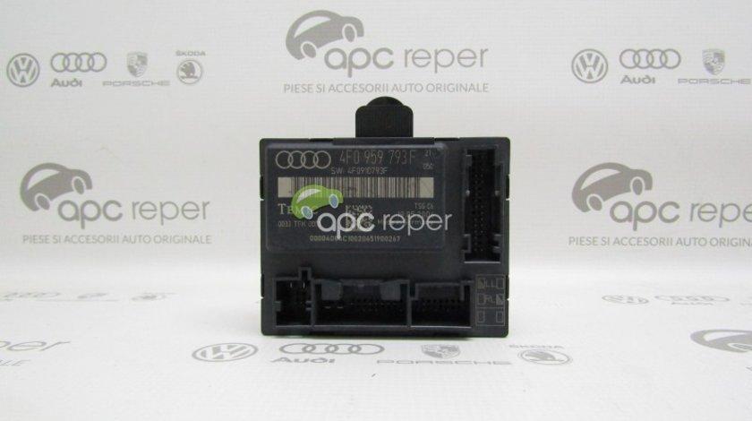 Calculator usa stanga fata Audi A6 C6 (4F) - Cod: 4F0959793F