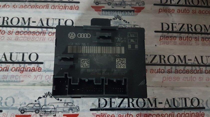 Calculator usa stanga spate 4G8959795A audi a6 4g c7