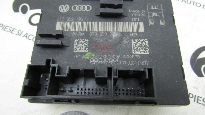 Calculator usa stanga/ spate Audi A4 8K B8 cod 8T0 959 795 H