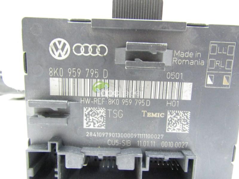 Calculator usa stanga spate Audi Q5 8R / A4 B8 (8K) - Cod: 8K0959795D