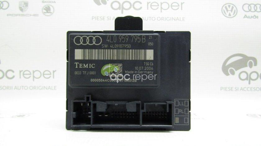 Calculator usa stanga spate Audi Q7 4L - Cod: 4L0959795B