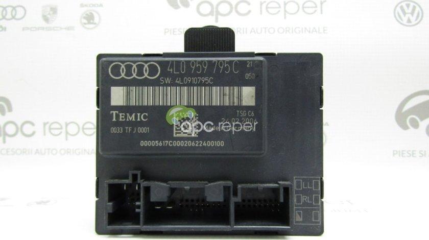 Calculator usa stanga spate Audi Q7 4L - Cod: 4L0959795C