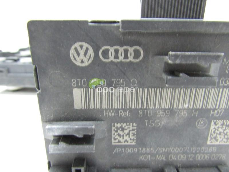 Calculator usa stanga spate Original Audi A5 8T / A4 B8 8K / RS4 - Cod: 8T0959795Q