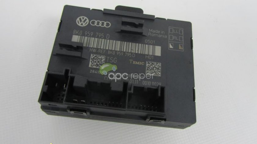 Calculator Usi Audi A4 8k A5 8T cod 8K0959795D