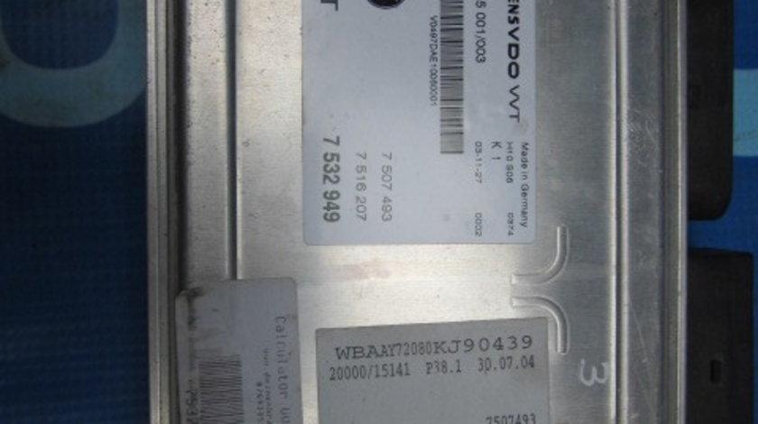 Calculator valvetronic BMW E46 ;cod:7532949