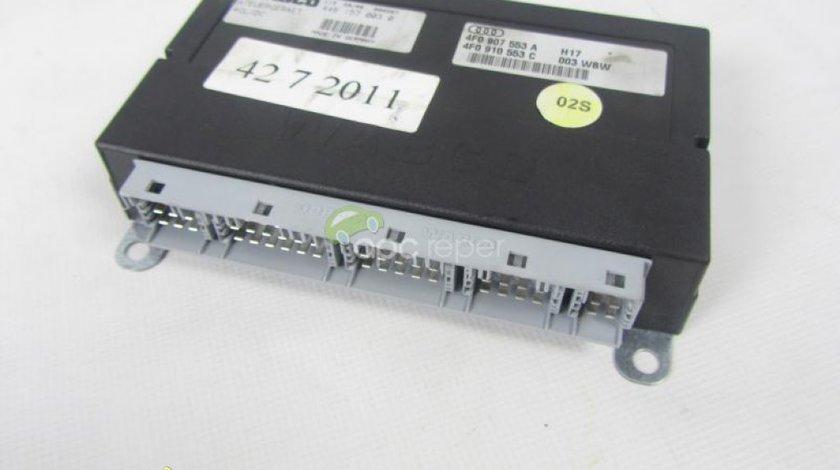Calculator Wabco Suspensie Original Audi A6 4F cod 4F0907553A C