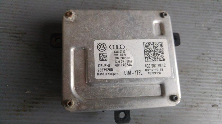 Calculator xenon audi a7 4g 4g0907397c