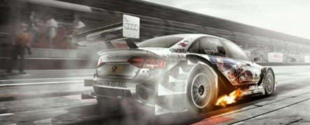 Calendar pe 2010 pentru toti fanii Audi si DTM