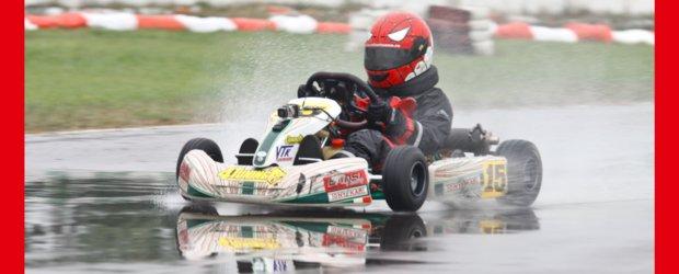 Calendar pentru amatorii de karting - Roberto Ene