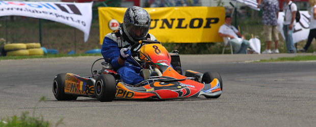 Calificarile Cupei FRAS-Dunlop la karting
