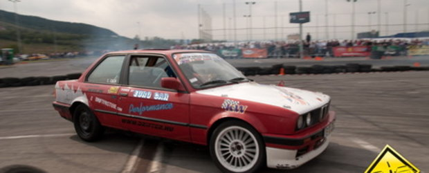 Calin Ciortan si BMW E30 M5