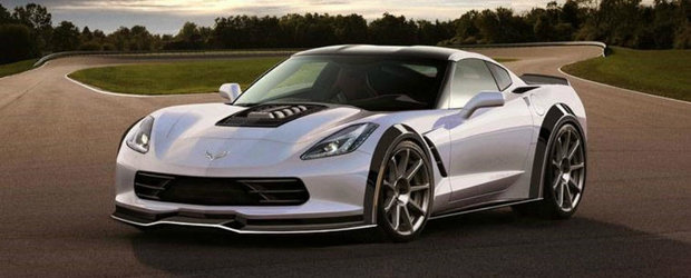 Callaway anunta un tuning extrem pentru noul Corvette Stingray!