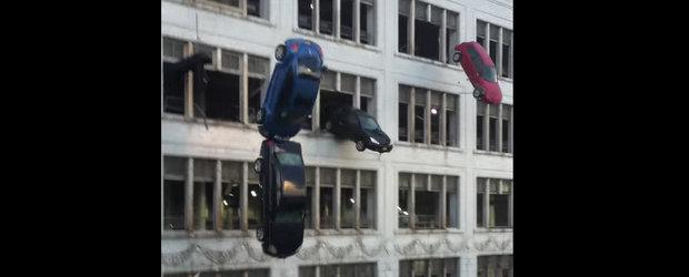 Cam asa va arata Fast & Furious 8: masini azvarlite pe geam si o multime de explozii
