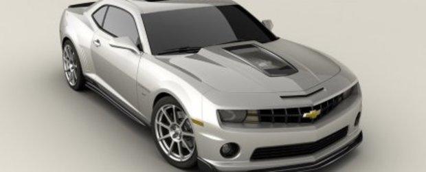 Camaro SS de la Callaway pentru Hendrick Motorsports