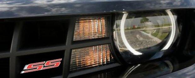 Camaro SS supercharged de la GeigerCars - 568 CP si 799 Nm