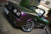 Cameleon Power: BMW E30 Cabrio by Dan