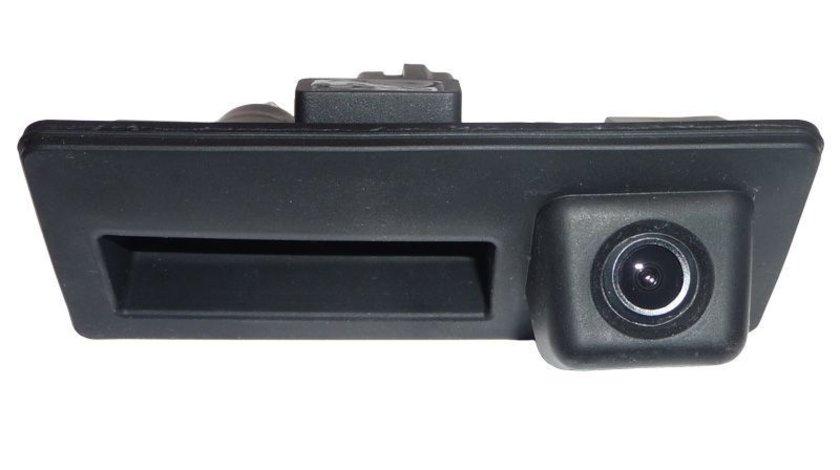 Camera marsarier Audi Q5 pe manerul de portbagaj - 01578