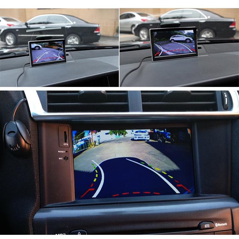 Camera marsarier inteligenta BMW E82 E46 E90 E91 E39 E53 X3 X5 X6