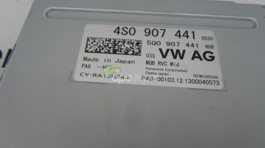 Camera masalier + Modul Audi A6 4G / A7 Facelift Originala