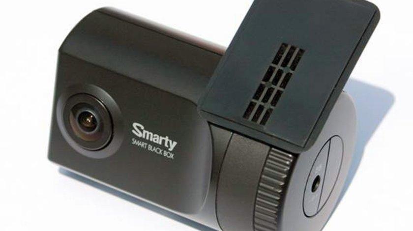 Camera video auto Camera Bord Smarty BX1000 Plus GPS Senzor soc + software analiza date cu integrare GoogleMaps Kft Auto