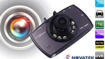 Camera Video Auto DVR G30 Novatek 96650 Full HD 10...