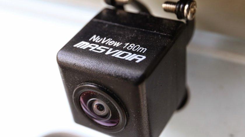Camera video auto panoramica CAM180 fisheye pentru spate unghi 180º