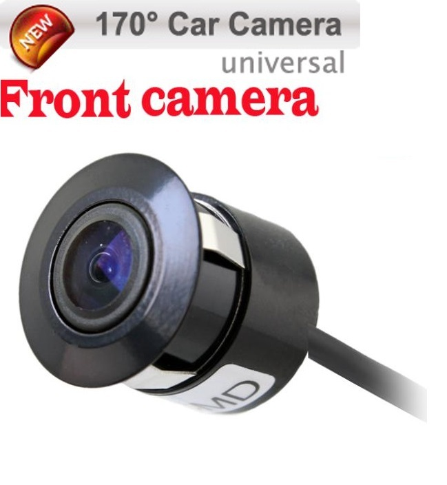 CAMERA VIDEO AUTO UNIVERSALA DE FATA VIZUALIZARE 170° WATER PROOF MODEL EDT-CAM58