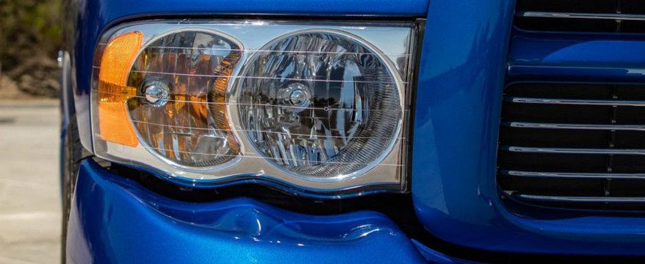 Camioneta cu motor mai mare decat orice masina de pe strada. Bate chiar si Bugatti Chiron