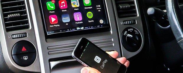 Camp nou de batalie pentru Google si Apple: industria auto