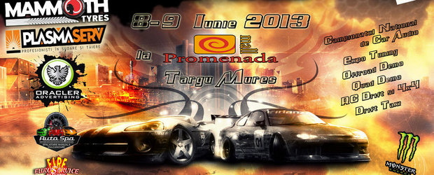 Campionatul National de Car Audio - Etapa a 2-a, Targu Mures