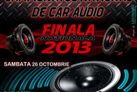 Campionatul National de Car Audio – Finala Nationala 2013