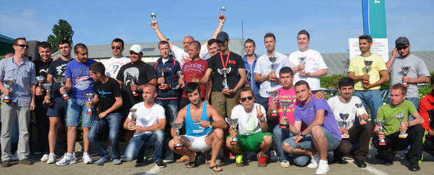 Campionatul National de Car Audio - Rezultatele primelor doua etape