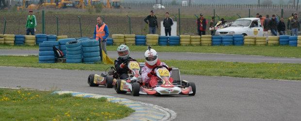 Campionatul National de Karting 2013 - Imagini de la Prima Etapa