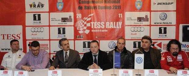 Campionatul National de Raliuri 2011 debuteaza in acest week-end