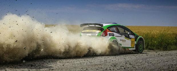 Campionatul National de Raliuri: Simone Tempestini isi trece in cont un week-end perfect la Danube Delta Rally
