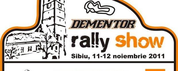 Campionii vin la Dementor Rally Show