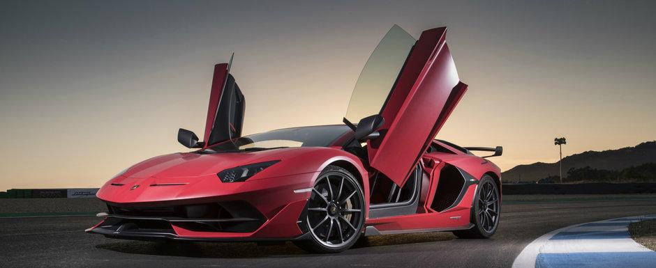Cand ai o zi proasta la birou. Lamborghini recheama in service 26 de masini din cauza unui angajat nou
