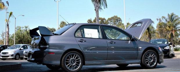 Cand Dorel lucreaza la Mitsubishi. Un american a gasit o cheie tubulara uitata in motor in urma cu 11 ani