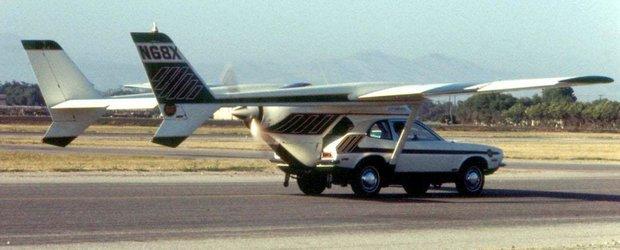 Cand Fordurile zburau: povestea lui Mizar, masina-avion care s-a inaltat la cer