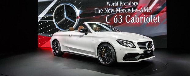 Cand germanii o iau razna. Mercedes planuieste sa lanseze numai anul acesta 10 noi AMG-uri